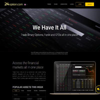 Binary options with success
